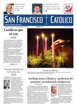 VOL. 1 NO.10 - Catholic San Francisco