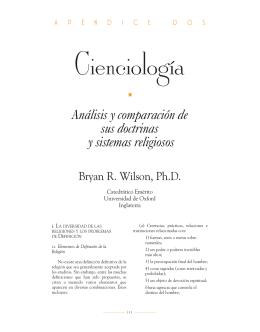 SPA-10-Appendix 2 - Wilson - Cienciología: Teología y práctica de
