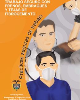 Cartilla Trabajo Seguro - Fondo de Riesgos Laborales