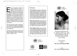 documento - Fundación Seminario de Investigación para la Paz