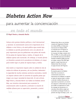Diabetes Action Now