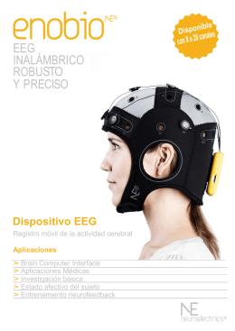 EEG INALÁMBRICO ROBUSTO Y PRECISO