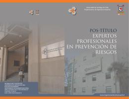 expertos profesionales en prevención de riesgos