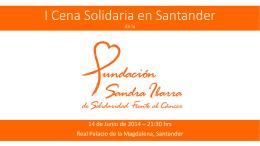 I Cena Sevilla Solidaria