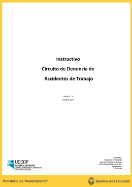 UCCOP - ART - Instruct. Denun. AccidentesTrabajo