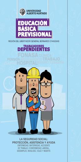 Díptico Trabajadores Dependientes