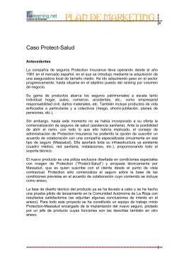 Caso Protect-Salud - IE multimedia documentation