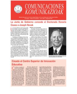 Nº 66- Noviembre 2001 - Universidad Pública de Navarra
