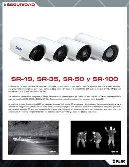 SR–19, SR-35, SR-50 y SR-100