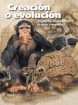 Creación o evolucion.