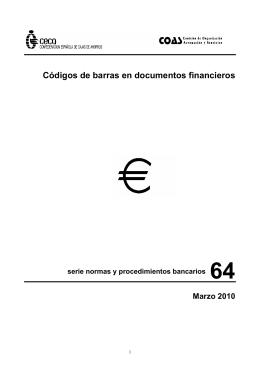 norma 64 - Caja España Duero
