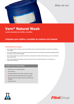 Varn® Natural Wash