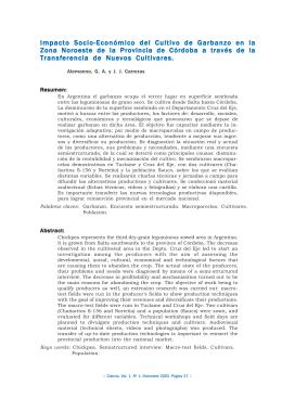 Alemanno, G. A. - Facultad de Ciencias Exactas y Naturales