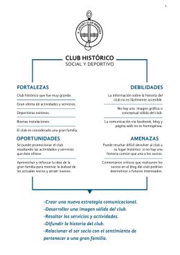 CLUB HISTÓRICO