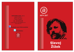 Zizek folleto.