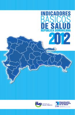 Indicadores-de-Salud-Republica-Dominicana-2012