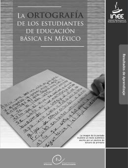 La ortografía de los estudiantes de educación básica en México