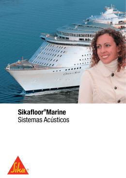 Sikafloor®Marine Sistemas Acústicos