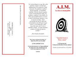 A.I.M. - 10th Judicial Circuit