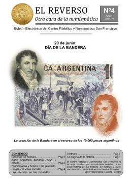 EL REVERSO - Centro Filatélico y Numismático