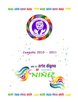 Campaña 2010 - 2011 - Mojiganga :: Arte Escenico