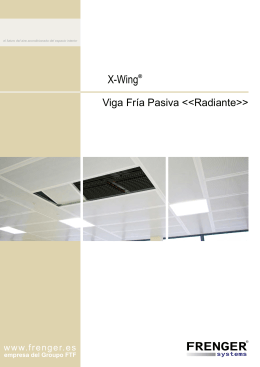 X-Wing® Folleto de Producto (PDF - 5.6MB)