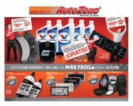 ¡GRATIS! - AutoZone