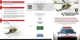 Folleto  - Escuela de Negocios, Universidad de Alicante