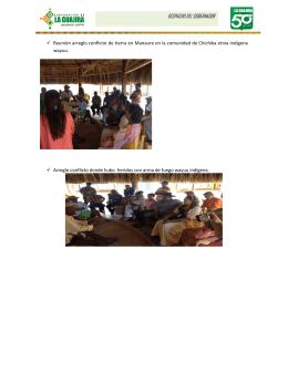 DESPACHO DEL GOBERNADOR - Gobernación de La Guajira