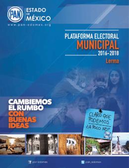 Lerma - Instituto Electoral del Estado de México