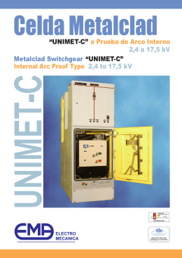 UNIMET-C - EMA Electromecánica SA