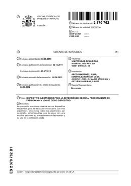 P201000738 - Universidad de Burgos