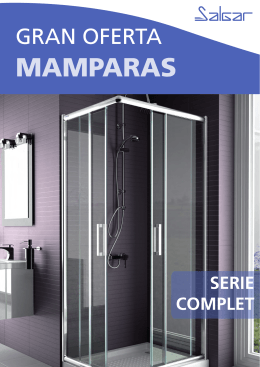 Mamparas Serie Complet