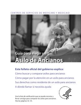 En el asilo para ancianos - Rosenheck & Company, Inc.