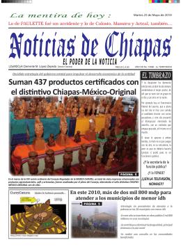 opinion - Noticias de Chiapas