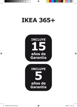 IKEA 365+ (baterías de cocina)