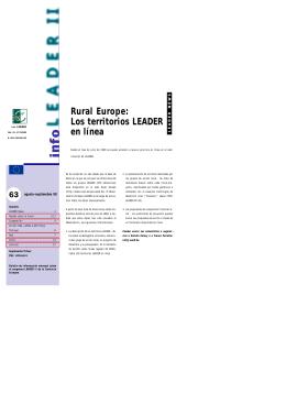 info leader n.63