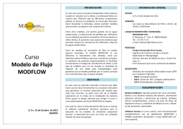Folleto Curso Modflow