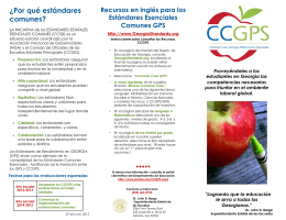 CCGPS Brochure Spanish.pptx