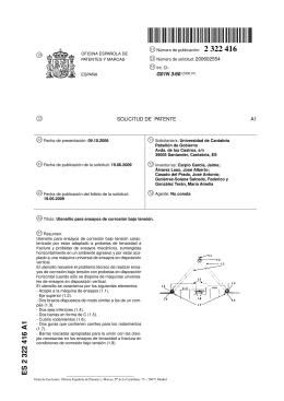 ES2322416A1 - Universidad de Cantabria