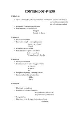 Lengua - Gobierno de Canarias