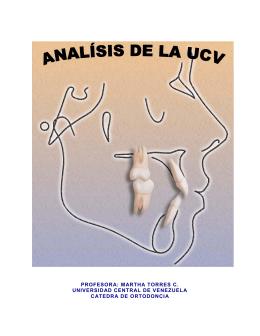 analisis cefalometrico basico - Saber UCV