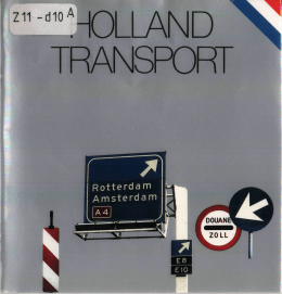 Holland transport(a)spaans