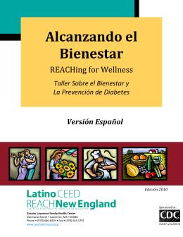 Alcanzando el Bienestar - Latino CEED: REACH New England