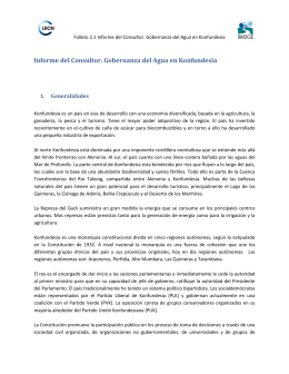 Lea el documento en PDF - Water Law & Governance Support