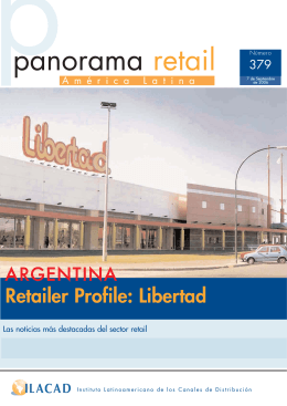 panorama retail - ILACAD World Retail