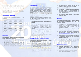 Ciudadanos de la Unión Europea, el Espacio Económico Europeo y