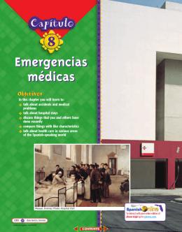 Capitulo 8: Emergencias medicas