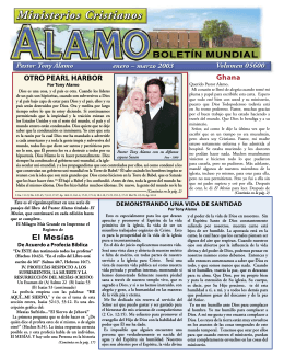 Otro Pearl Harbor - Tony Alamo Christian Ministries