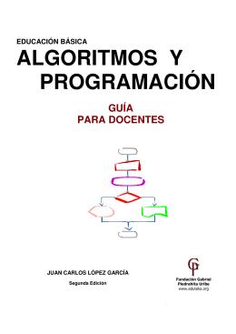 Guía de Algoritmos y Programación